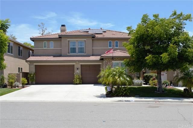 35866 Butchart Street, Wildomar, CA 92595 (#SW21159485) :: The Laffins Real Estate Team