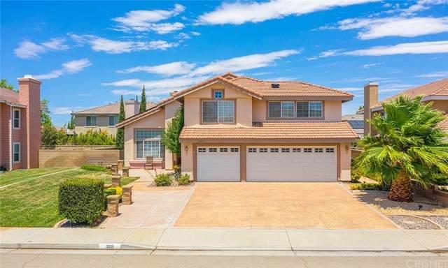 3119 Fairgreen Lane, Palmdale, CA 93551 (#SR21161558) :: Doherty Real Estate Group