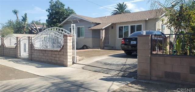 10706 Haddon Avenue, Pacoima, CA 91331 (#SR21161560) :: The Costantino Group | Cal American Homes and Realty