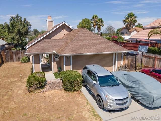 1434 S Upas St, Escondido, CA 92025 (#210020782) :: Mark Nazzal Real Estate Group