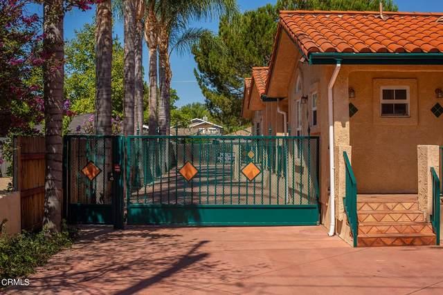 111 N Fulton Street, Ojai, CA 93023 (#V1-7315) :: The Marelly Group   Sentry Residential