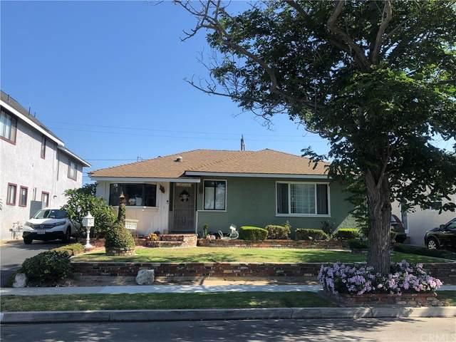5033 Lillian Street, Torrance, CA 90503 (#SB21158838) :: Doherty Real Estate Group