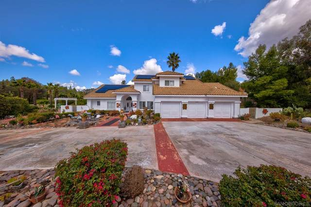 12244 Malabar Dr, Poway, CA 92064 (#210020787) :: Cane Real Estate