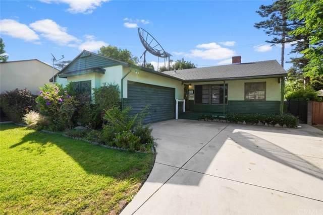 11912 Mccune Avenue, Los Angeles (City), CA 90066 (#DW21161453) :: The Miller Group