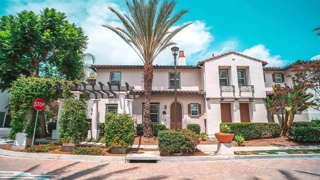 2174 Desert Hare Court #106, Chula Vista, CA 91915 (#PTP2105176) :: Cane Real Estate
