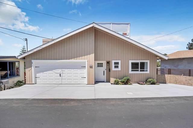 8060 Lemon Ave, La Mesa, CA 91941 (#210020794) :: Cane Real Estate