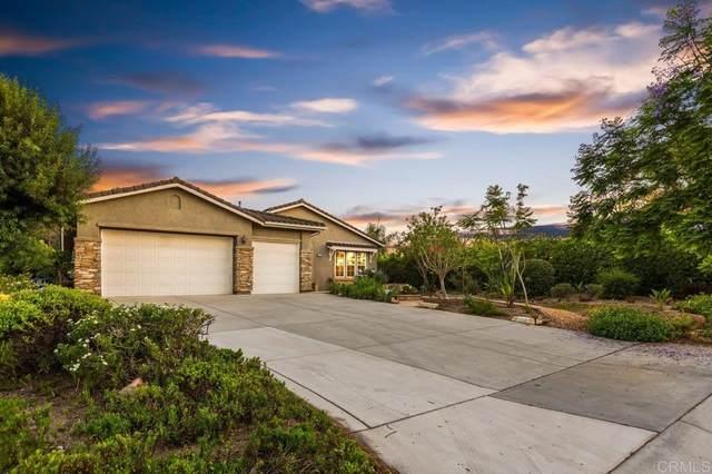 602 Sun Circle, Vista, CA 92081 (#NDP2108597) :: Jett Real Estate Group