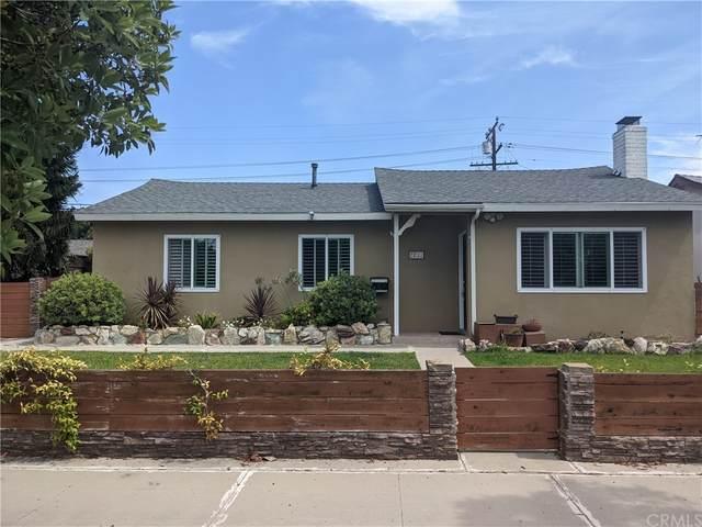 2731 W 225th Street, Torrance, CA 90505 (#SB21161624) :: The Kohler Group