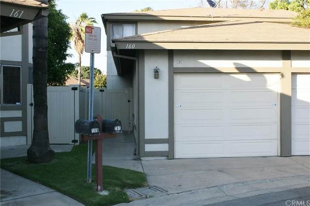 160 Alpine Court, Ontario, CA 91762 (#CV21161649) :: Latrice Deluna Homes