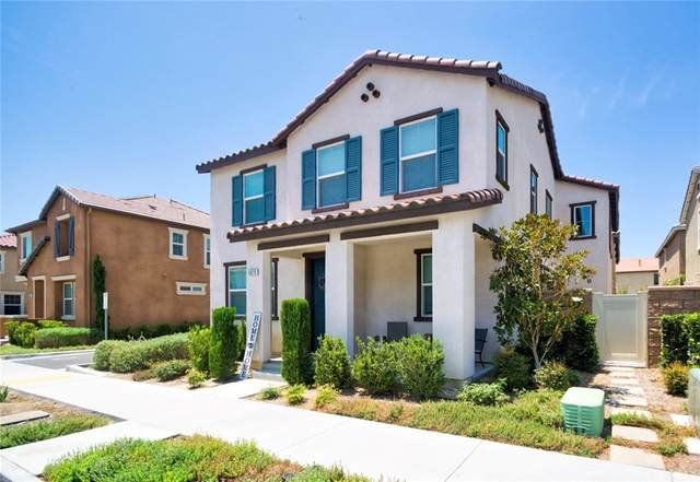 5879 Silveira Street, Eastvale, CA 92880 (#TR21153947) :: The Marelly Group | Sentry Residential