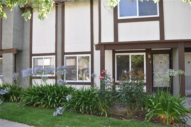 19036 Archwood Street #4, Reseda, CA 91335 (#SR21160838) :: Latrice Deluna Homes