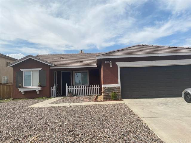 10606 Thorndale Street, Adelanto, CA 92301 (#CV21161529) :: The Marelly Group | Sentry Residential