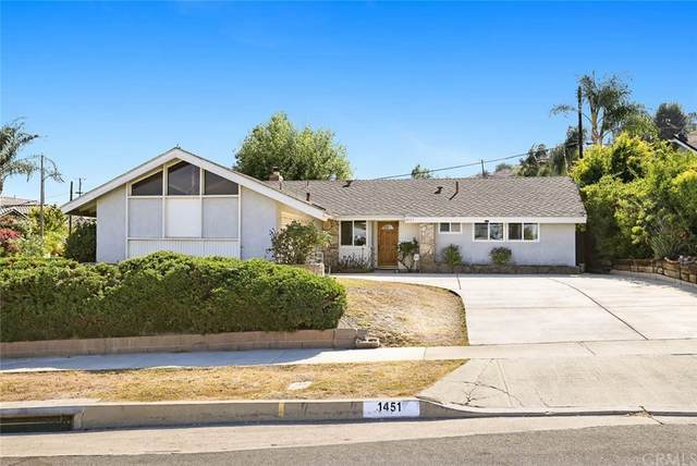 1451 Bookman Avenue, Walnut, CA 91789 (#TR21159879) :: The Kohler Group