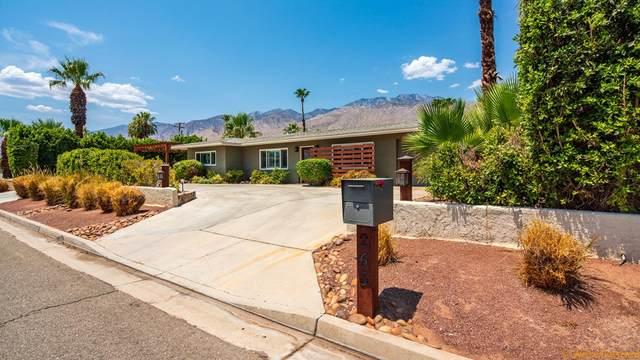 265 N Saturmino Drive, Palm Springs, CA 92262 (#219065245PS) :: Blake Cory Home Selling Team