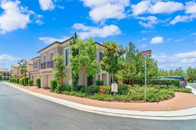 159 Ingram, Irvine, CA 92620 (#OC21160203) :: The Laffins Real Estate Team