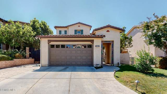 3644 Young Wolf Drive, Simi Valley, CA 93065 (#221004038) :: The Marelly Group | Sentry Residential