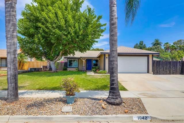 1042 Nightingale Pl, Escondido, CA 92027 (#210020804) :: Cane Real Estate