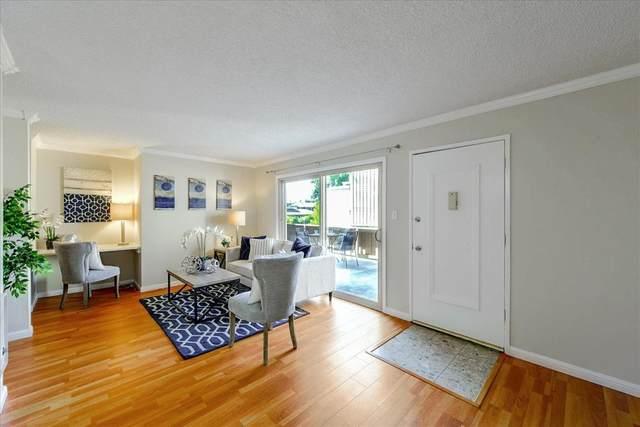 320 Auburn Way #19, San Jose, CA 95129 (#ML81854986) :: Doherty Real Estate Group