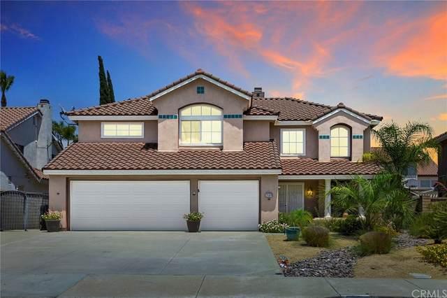 24564 Lincoln Avenue, Murrieta, CA 92562 (#SW21161523) :: The Laffins Real Estate Team