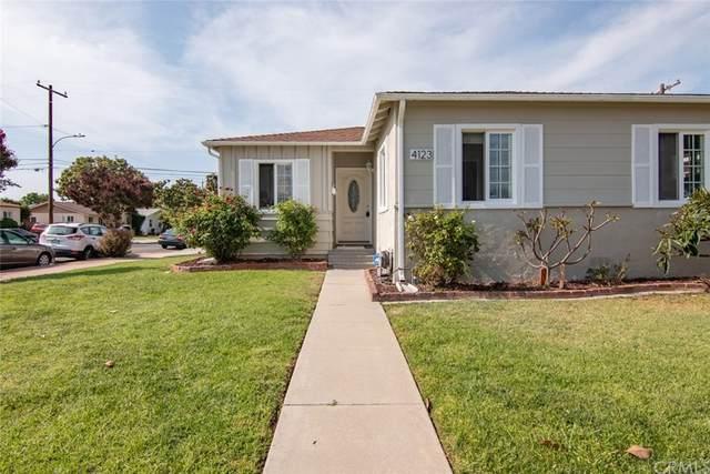 4123 W 185th Street, Torrance, CA 90504 (#SB21161511) :: The Miller Group