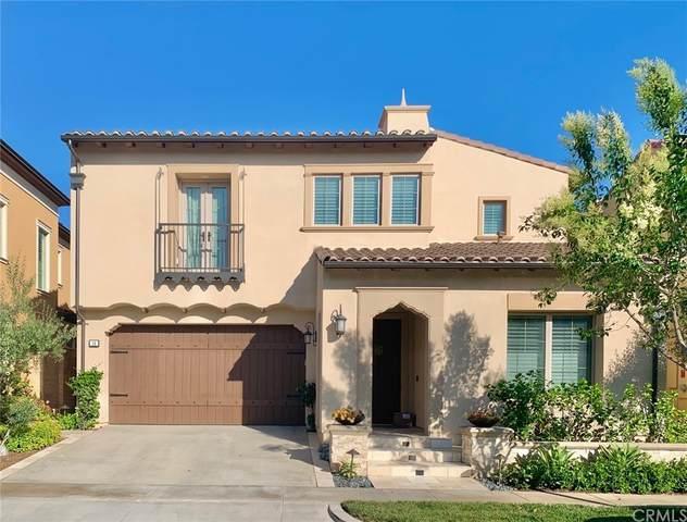 14 Brass Nail, Irvine, CA 92602 (#OC21161665) :: The Laffins Real Estate Team