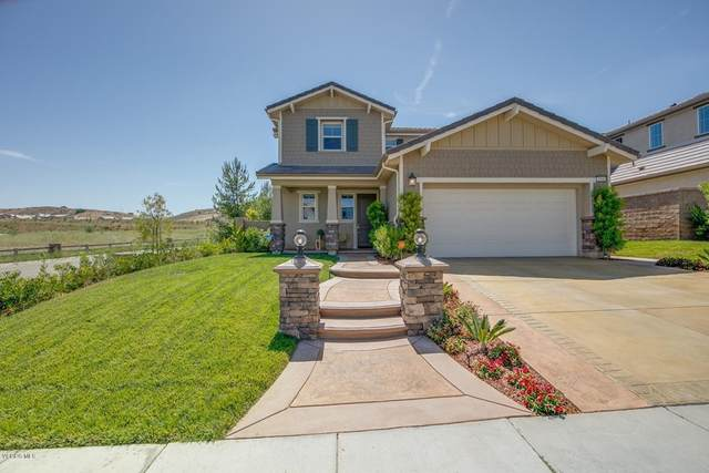 294 Sequoia Avenue, Simi Valley, CA 93065 (#221004040) :: Jett Real Estate Group