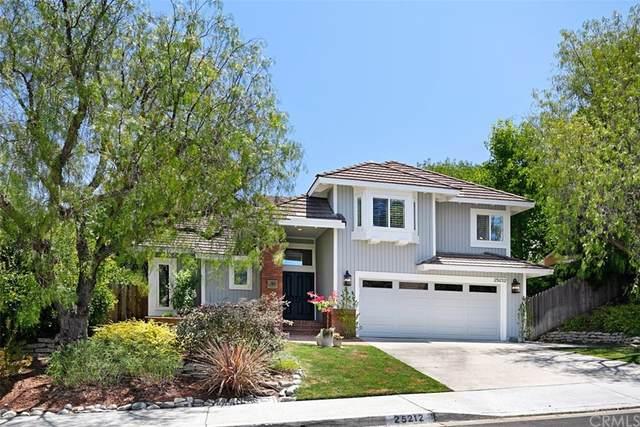 25212 Darlington, Mission Viejo, CA 92692 (#OC21159812) :: The Laffins Real Estate Team