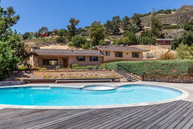 166 El Caminito Road, Carmel Valley, CA 93924 (#ML81854998) :: The Laffins Real Estate Team