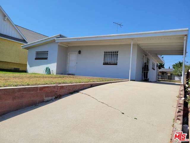 839 W 125Th Street, Los Angeles (City), CA 90044 (#21764490) :: Cochren Realty Team | KW the Lakes