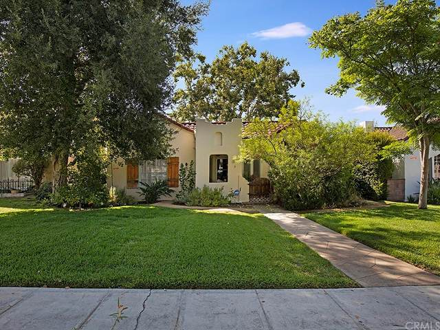918 E Tujunga Avenue, Burbank, CA 91501 (#BB21160718) :: The Miller Group