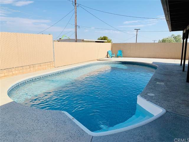 6744 Pine Spring Avenue, 29 Palms, CA 92277 (#JT21142701) :: The Marelly Group | Sentry Residential