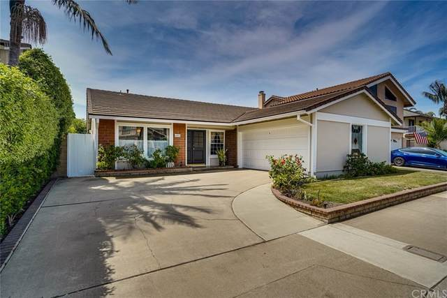 6892 Via Angelina Drive, Huntington Beach, CA 92647 (#OC21160346) :: The Laffins Real Estate Team