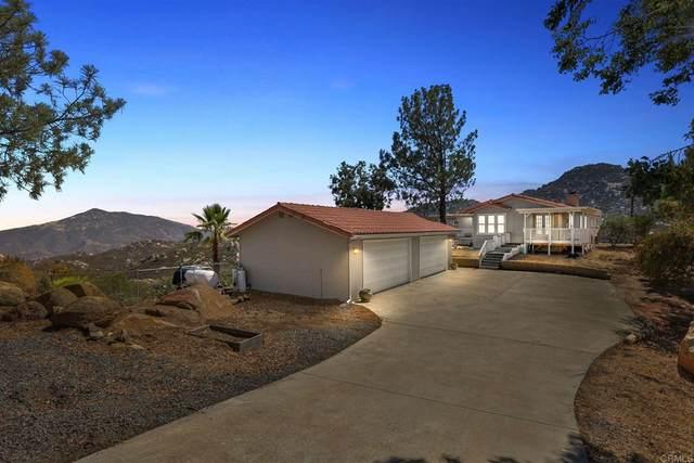 21461 Deerhorn Valley Road, Jamul, CA 91935 (#PTP2105178) :: The Laffins Real Estate Team