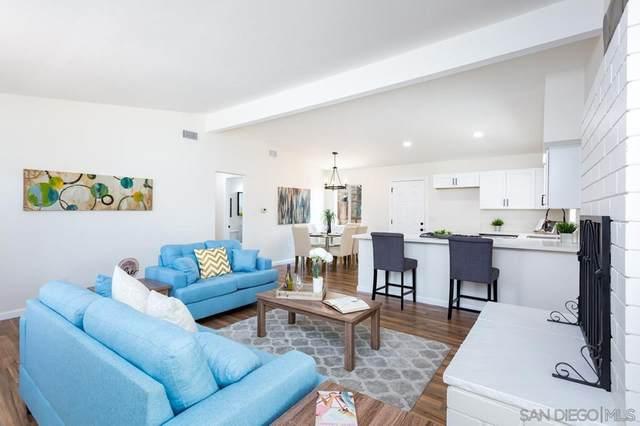 534 Jeffree, El Cajon, CA 92020 (#210020808) :: The Laffins Real Estate Team