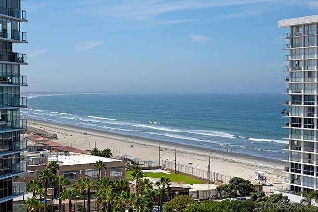 1810 Avenida Del Mundo #1001, Coronado, CA 92118 (#210020809) :: Jett Real Estate Group