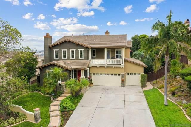 961 Stoneridge Way, San Marcos, CA 92078 (#210020810) :: Team Tami