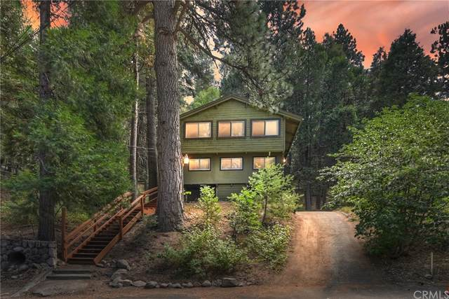 26397 Fernrock, Twin Peaks, CA 92391 (#EV21161007) :: The Laffins Real Estate Team