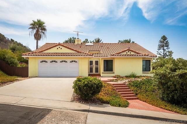 9221 Lethbridge Way, San Diego, CA 92129 (#210020811) :: Cane Real Estate
