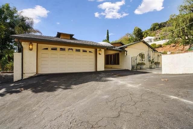 5094 Mesa Ter, La Mesa, CA 91941 (#210020812) :: Powerhouse Real Estate