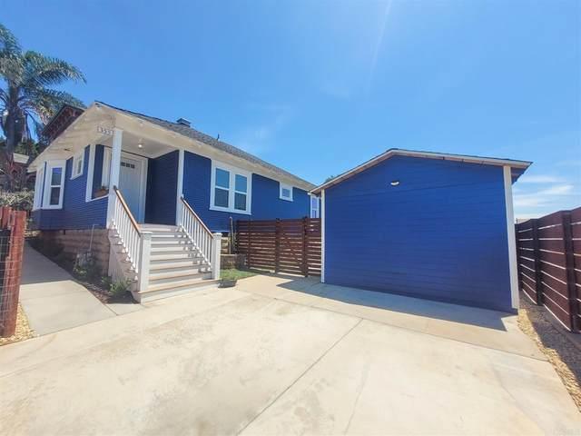 355 24th Street, San Diego, CA 92102 (#PTP2105179) :: The Laffins Real Estate Team