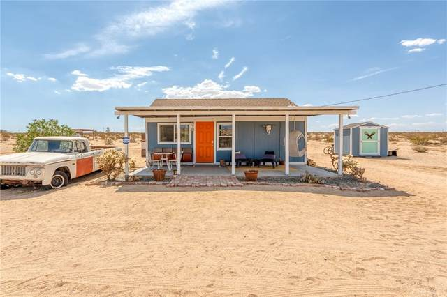 1426 Decker, 29 Palms, CA 92277 (#JT21161680) :: The Marelly Group | Sentry Residential