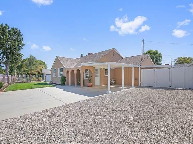 8101 Lasaine Avenue, Northridge, CA 91325 (#SR21161619) :: The Kohler Group