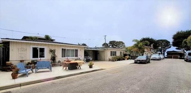 373 Wawona Avenue, Pismo Beach, CA 93449 (#PI21159894) :: Jett Real Estate Group