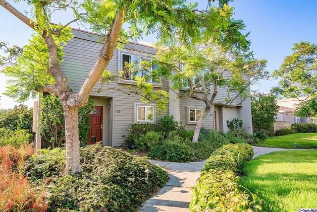 49 Village Parkway, Santa Monica, CA 90405 (#320006996) :: Latrice Deluna Homes