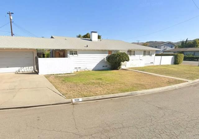 928 S Glenview Road, West Covina, CA 91791 (#PTP2105180) :: The Alvarado Brothers