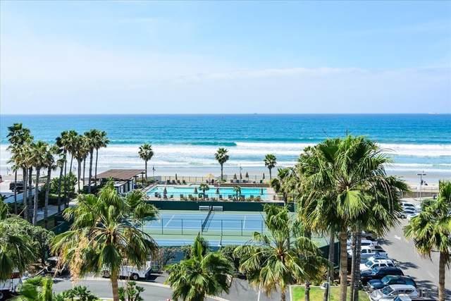 1810 Avenida Del Mundo #809, Coronado, CA 92118 (#210020815) :: Jett Real Estate Group