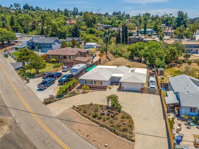 4137 N Bonita Street, Spring Valley, CA 91977 (#SW21160937) :: Team Forss Realty Group