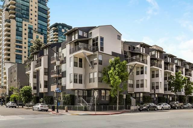 101 Market St #213, San Diego, CA 92101 (MLS #210020818) :: CARLILE Realty & Lending