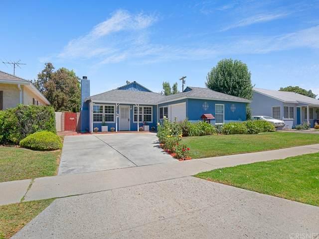17619 Lorne Street, Northridge, CA 91325 (#SR21159600) :: The Kohler Group
