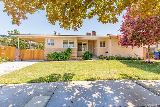 19534 Hamlin Street, Reseda, CA 91335 (#SR21159596) :: Eight Luxe Homes